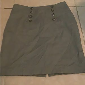 H&M's skirt size 8